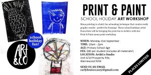 Print & Paint